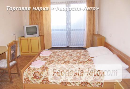 Современный 5-ти этажный отель на улице Федько в Феодосии - фотография № 39