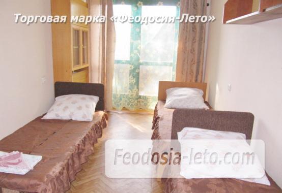 Современный 5-ти этажный отель на улице Федько в Феодосии - фотография № 43