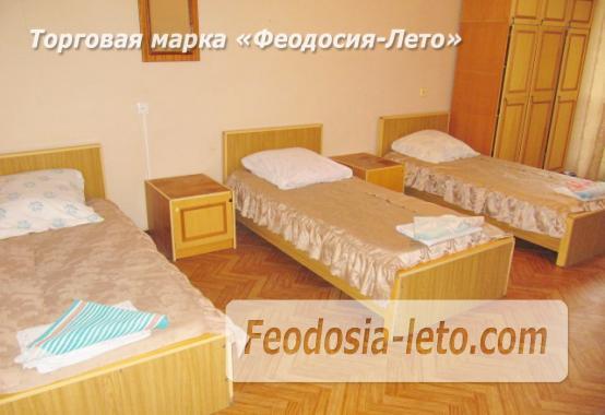 Современный 5-ти этажный отель на улице Федько в Феодосии - фотография № 44