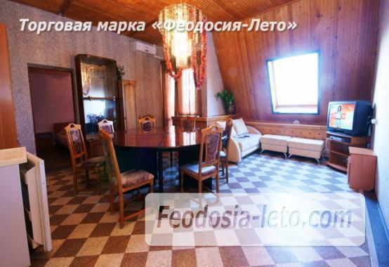 Современный 5-ти этажный отель на улице Федько в Феодосии - фотография № 11