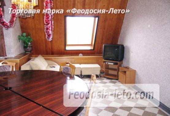 Современный 5-ти этажный отель на улице Федько в Феодосии - фотография № 12