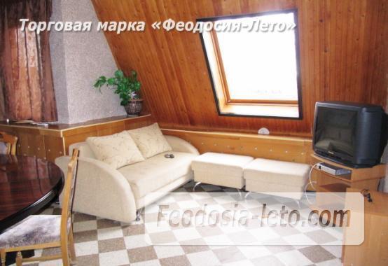 Современный 5-ти этажный отель на улице Федько в Феодосии - фотография № 13