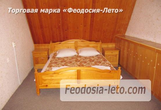 Современный 5-ти этажный отель на улице Федько в Феодосии - фотография № 14