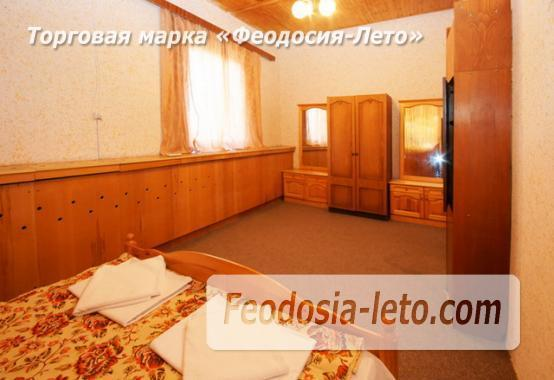 Современный 5-ти этажный отель на улице Федько в Феодосии - фотография № 15