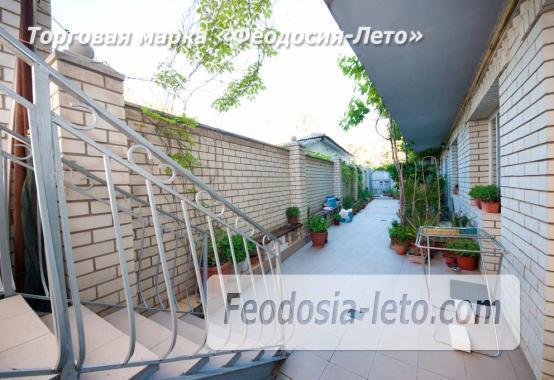 Тихий отель на улице 30 Стрелковой дивизии в Феодосии - фотография № 28