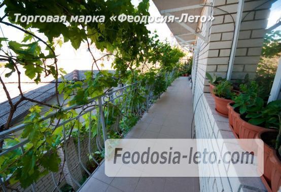 Тихий отель на улице 30 Стрелковой дивизии в Феодосии - фотография № 12
