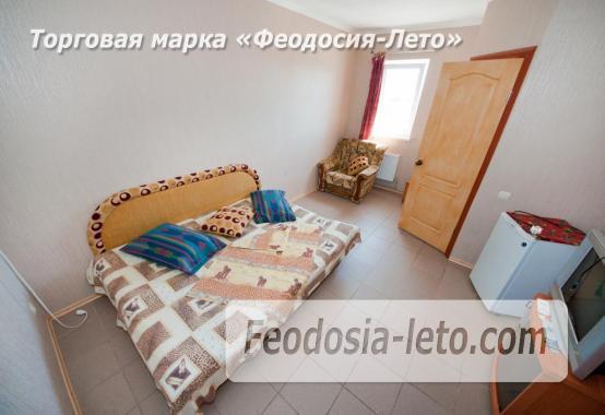 Тихий отель на улице 30 Стрелковой дивизии в Феодосии - фотография № 21