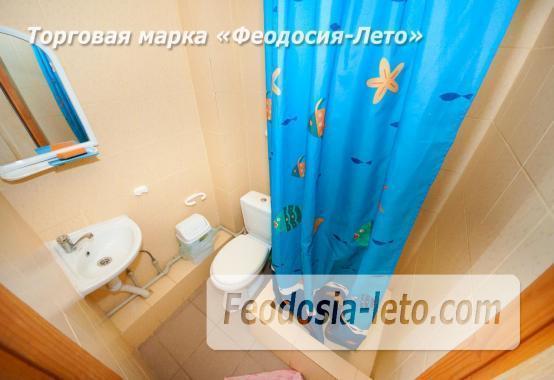 Тихий отель на улице 30 Стрелковой дивизии в Феодосии - фотография № 22