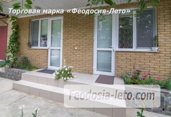 Уютные номера у моря на улице Чкалова в Феодосии - фотография № 1