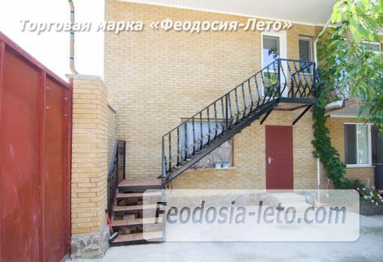 Уютные номера у моря на улице Чкалова в Феодосии - фотография № 21