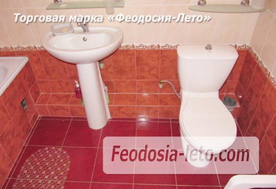 5 комнатные  апартаменты в Феодосии, улица Куйбышева, 57 - фотография № 36