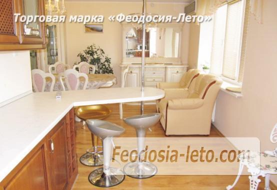 5 комнатные  апартаменты в Феодосии, улица Куйбышева, 57 - фотография № 12
