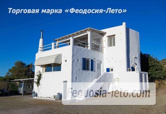 Вилла в Греции на острове Парос - фотография № 4
