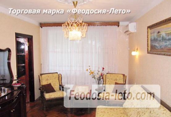 3 комнатная квартира в Феодосии, улица Крымская, 3 - фотография № 1
