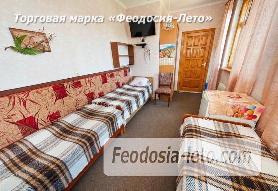 жилье в Феодосии в районе пляжа Жемчужный - фотография № 14