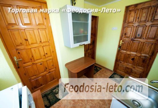жилье в Феодосии в районе пляжа Жемчужный - фотография № 24