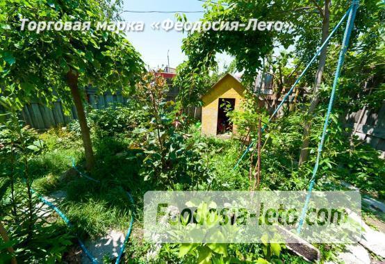 жилье в Феодосии в районе пляжа Жемчужный - фотография № 28