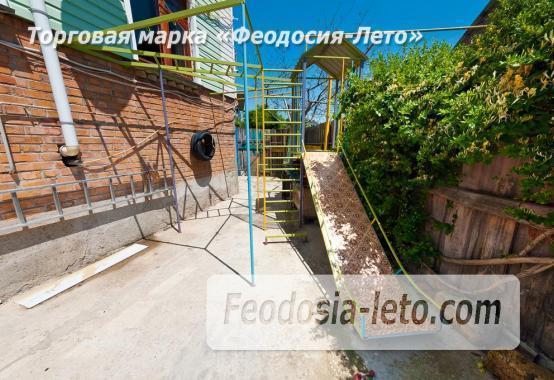 жилье в Феодосии в районе пляжа Жемчужный - фотография № 30