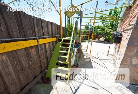 жилье в Феодосии в районе пляжа Жемчужный - фотография № 31