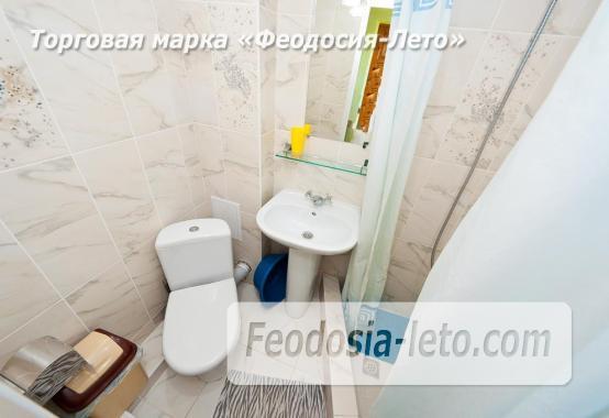 жилье в Феодосии в районе пляжа Жемчужный - фотография № 16