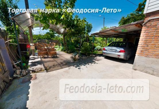 жилье в Феодосии в районе пляжа Жемчужный - фотография № 34