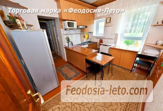 жилье в Феодосии в районе пляжа Жемчужный - фотография № 6