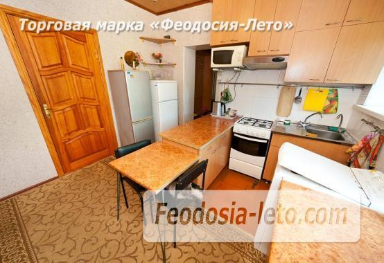 жилье в Феодосии в районе пляжа Жемчужный - фотография № 8