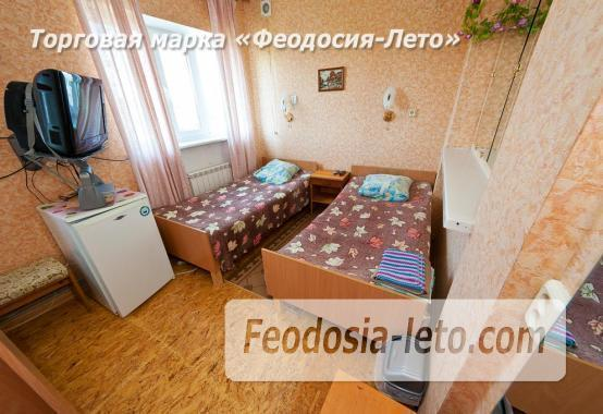 жилье в Феодосии в районе пляжа Жемчужный - фотография № 17