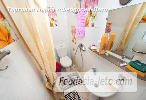жилье в Феодосии в районе пляжа Жемчужный - фотография № 9