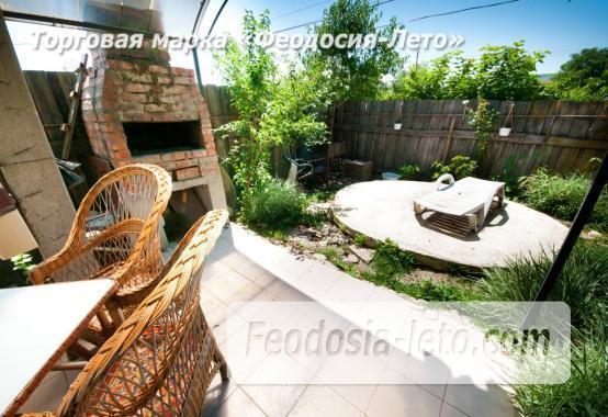 жилье в Феодосии в районе пляжа Жемчужный - фотография № 13