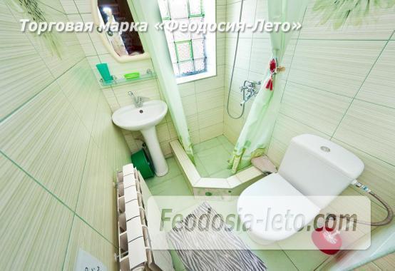 жилье в Феодосии в районе пляжа Жемчужный - фотография № 19