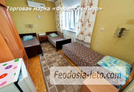 жилье в Феодосии в районе пляжа Жемчужный - фотография № 20