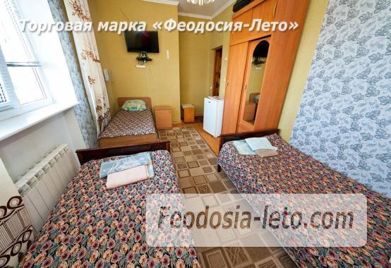 жилье в Феодосии в районе пляжа Жемчужный - фотография № 21