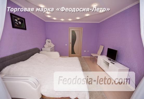 2 комнатная роскошная квартира в Феодосии на улице Чкалова, 64 - фотография № 2
