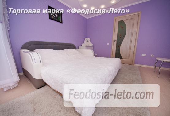 2 комнатная роскошная квартира в Феодосии на улице Чкалова, 64 - фотография № 3