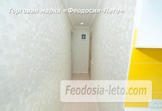 2 комнатная роскошная квартира в Феодосии на улице Чкалова, 64 - фотография № 12