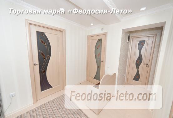 2 комнатная роскошная квартира в Феодосии на улице Чкалова, 64 - фотография № 13