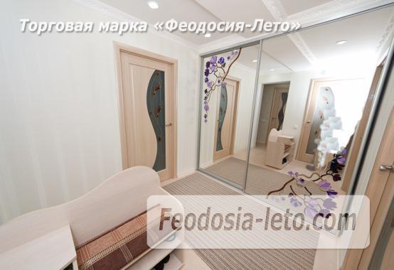2 комнатная роскошная квартира в Феодосии на улице Чкалова, 64 - фотография № 14