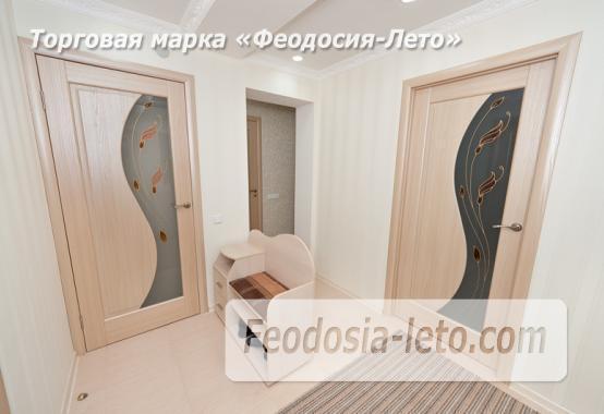 2 комнатная роскошная квартира в Феодосии на улице Чкалова, 64 - фотография № 15