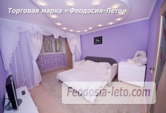 2 комнатная роскошная квартира в Феодосии на улице Чкалова, 64 - фотография № 16