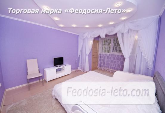 2 комнатная роскошная квартира в Феодосии на улице Чкалова, 64 - фотография № 17