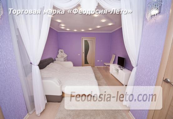2 комнатная роскошная квартира в Феодосии на улице Чкалова, 64 - фотография № 20