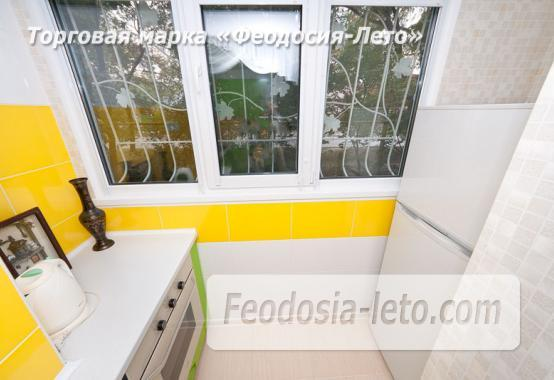 2 комнатная роскошная квартира в Феодосии на улице Чкалова, 64 - фотография № 21