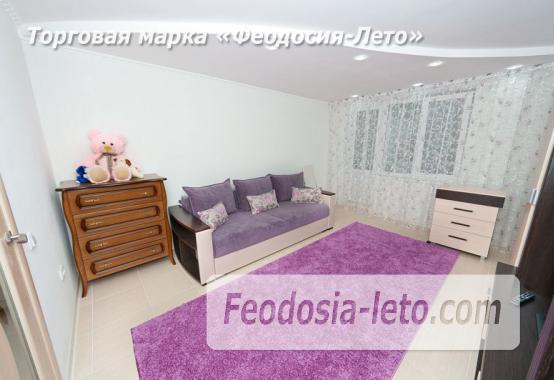 2 комнатная роскошная квартира в Феодосии на улице Чкалова, 64 - фотография № 4