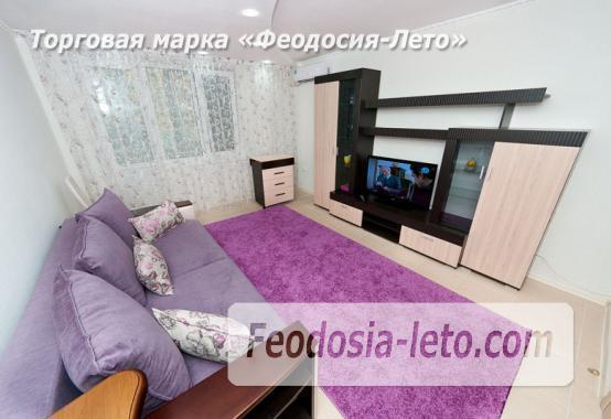 2 комнатная роскошная квартира в Феодосии на улице Чкалова, 64 - фотография № 5
