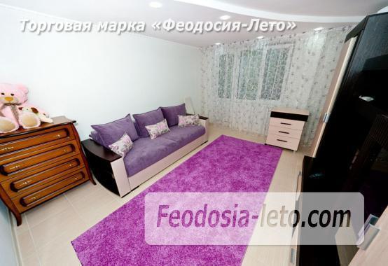 2 комнатная роскошная квартира в Феодосии на улице Чкалова, 64 - фотография № 6