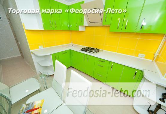 2 комнатная роскошная квартира в Феодосии на улице Чкалова, 64 - фотография № 7