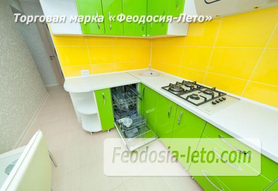 2 комнатная роскошная квартира в Феодосии на улице Чкалова, 64 - фотография № 8