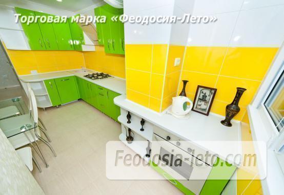 2 комнатная роскошная квартира в Феодосии на улице Чкалова, 64 - фотография № 9