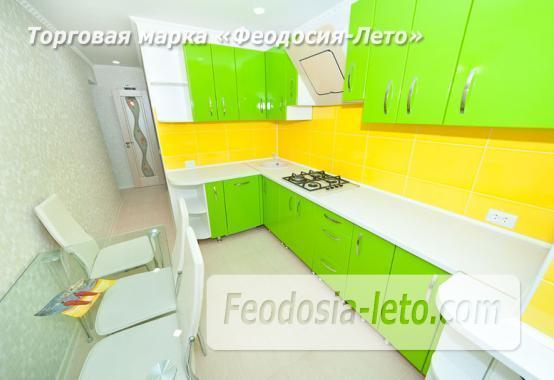 2 комнатная роскошная квартира в Феодосии на улице Чкалова, 64 - фотография № 10